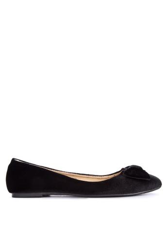 BENCH black Bow Accent Ballet Flats D3E69SH7E9C768GS_1