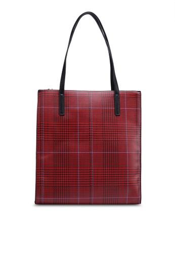 Nose red Printed Shoulder Bag FDEC4ACC9FCF07GS_1