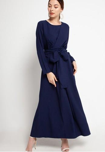 Covering Story blue Moana Dress - A 2AFEBAA8C1EF8AGS_1