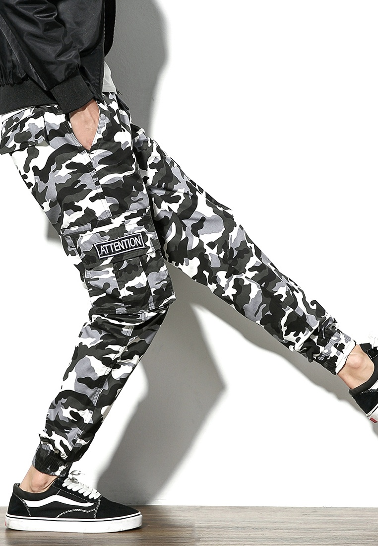 Camouflage hk black ehunter Pants Men's HAqwgH