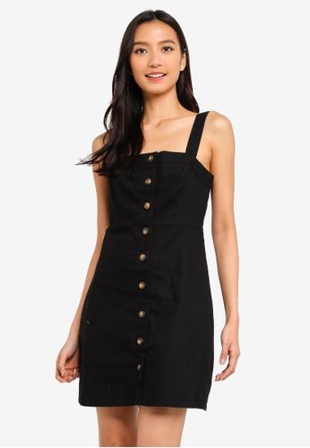 688de0644e2d Buy Hollister Button Through Dress Online on ZALORA Singapore