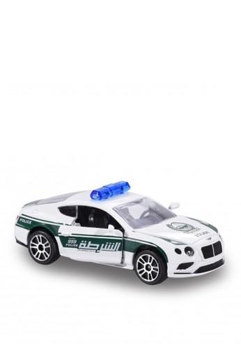 Majorette green Majorette Dubai Police SUPER CARS Bentley Continental GT V8 S 8E3F3TH684A29DGS_1