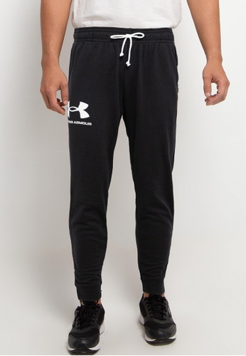 Under Armour 黑色 Rival Terry Jogger 478E3AAC1AC80BGS_1