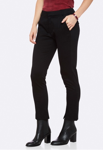 Oxford black Taylor Crop Pants 00135AAC348865GS_1