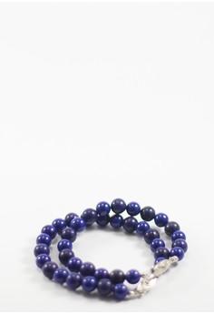 Bendita Blue Stone Bracelet