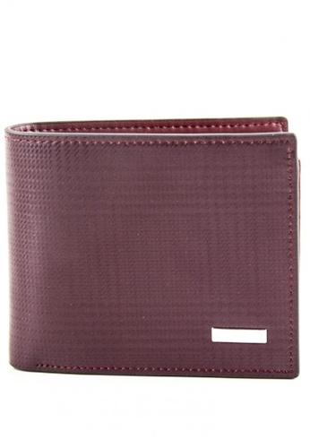 Otto brown Men's Bifold Wallet 019D0AC2337D72GS_1