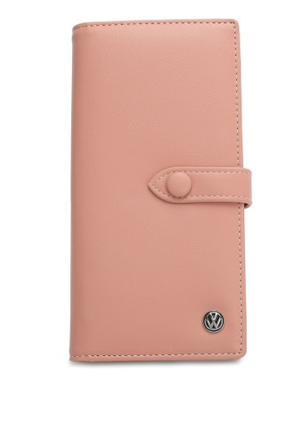 Volkswagen pink Casual Long Purse 8B924ACD06686BGS_1