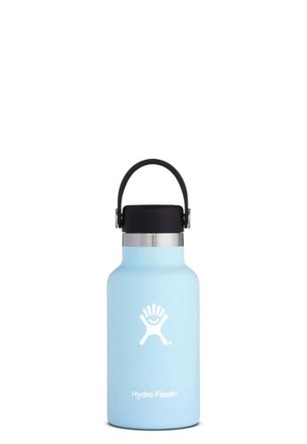 Hydro Flask blue Hydroflask Standard Mouth W/Standard Flex Frost 12Oz 0D202AC131FB8BGS_1