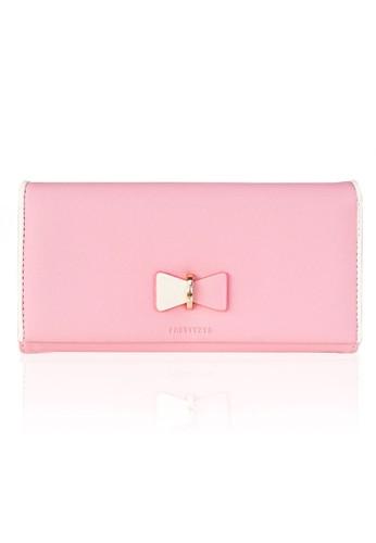 VERNYX - Woman's Pretty Zys Wallet DO402 Pink - Dompet Wanita