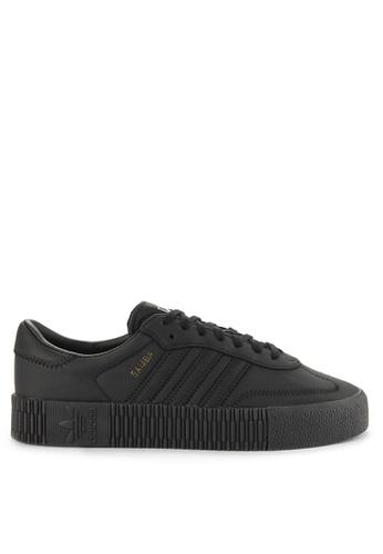 sports shoes 91cab 0e8d2 adidas black adidas originals sambarose w 51F71SH9FEBFFBGS1