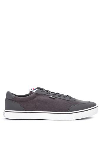 Fila grey Davy Sneakers CA372SHD7B23E0GS_1