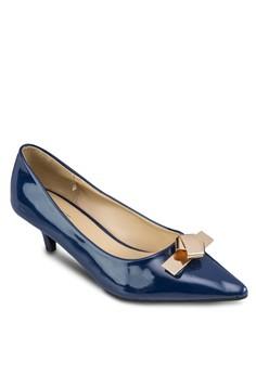 Click!t Felicity - Kitten Heels with Interchangeable Buckles