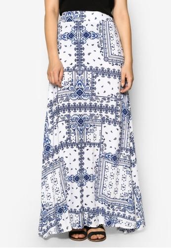 Harper 印花長裙, 服飾esprit童裝門市, 裙子