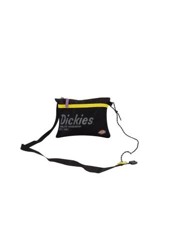 Dickies Dickies Cordura Linear Logo Print Crossbody DK008853BLK BDB45AC6330C1EGS_1