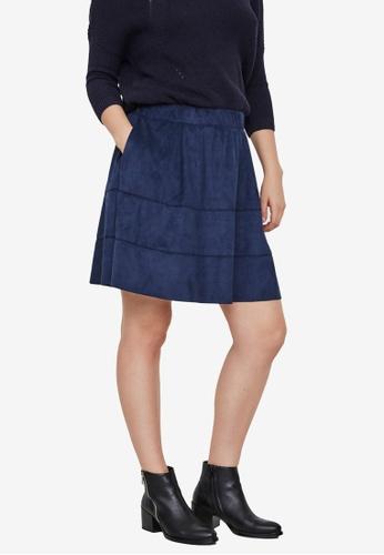 Noisy May blue Lauren Skirt EDD26AA5F26CEAGS_1