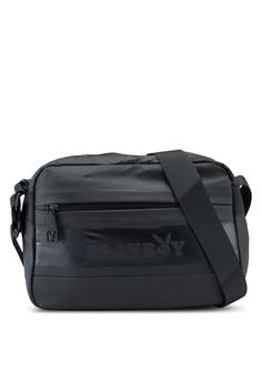 00198e141e70 Playboy black Logo Sling Bag 2005CAC74C9958GS 1