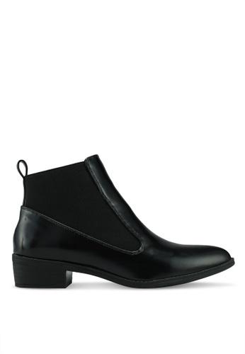 Glamorous 黑色 踝靴 B5866SH29063C8GS_1