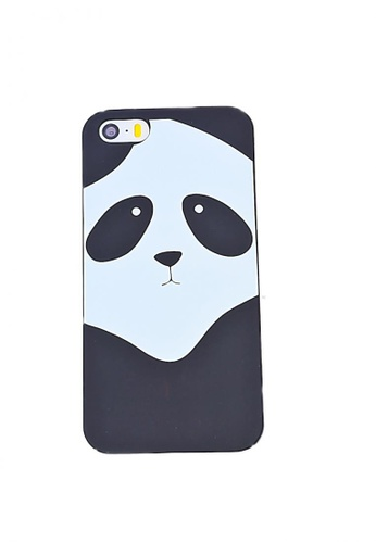 sports shoes eb7c6 39123 Panda Hard Case for iPhone 5/5s/SE
