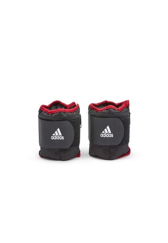 ADIDAS black ADIDAS ADJUSTABLE ANKLE WEIGHTS 2B5C0SE1E3A866GS_1