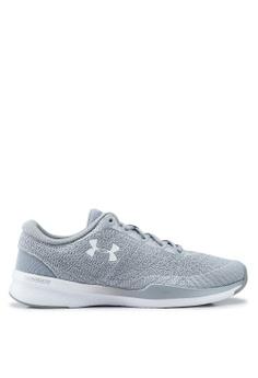 0cfca600abce9 Under Armour grey UA W Threadborne Push Training Shoes 26189SH46BFDBAGS 1