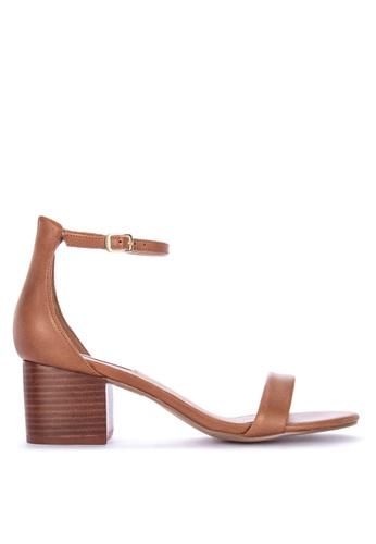 6b38f1d2df3 Irenee-C Ankle Strap High Heels