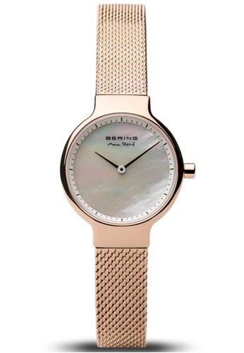 Bering gold Bering Max Rene white 27 mm Female  Watch (15527-364) 42194ACB3CE472GS_1