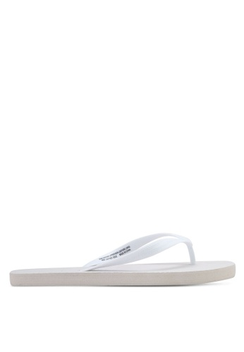 Factorie white Urban Flip Flops FA880SH0SKN2MY_1