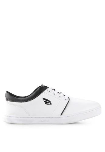 Homypro white Stark 01 Sneakers HO843SH05MAOID_1