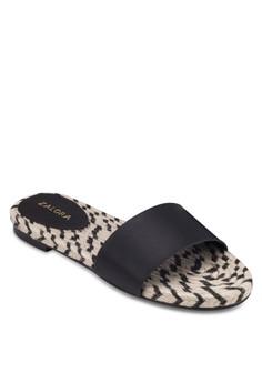 Slider Espdarille Flat Sandals