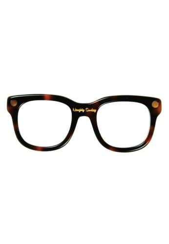 SPADE 眼鏡小吊飾、 飾品配件、 女裝飾品NaughtySundaySPADE眼鏡小吊飾最新折價
