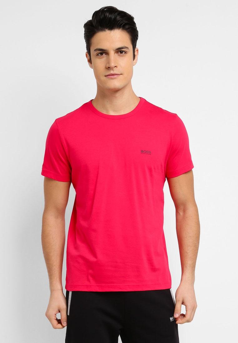 Jersey BOSS Boss Pink Athleisure Bright Tee rwBSqr