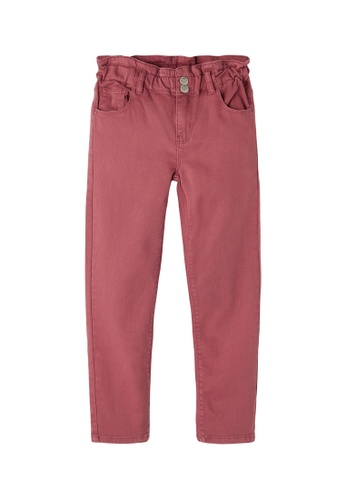 NAME IT red Bella Baggy Fit Jeans 38CC0KAD1F3D82GS_1