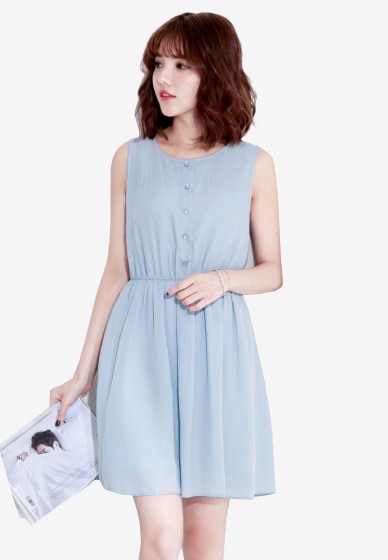 Sleveeless Dress
