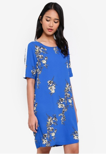 ONLY blue Casa Lux Dress 2387AAAC0C693BGS_1