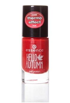 Hello Autumn Nail Polish 01