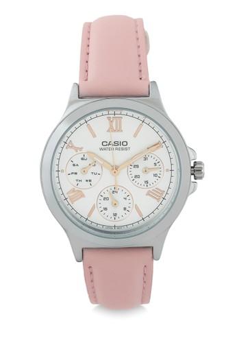 Casio pink Casio Women Ltp-V300L-4A2Udf Pink 14C04ACCFB80F6GS_1