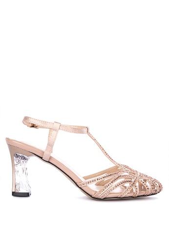 e07ae931373 Shop Gibi Ankle Strap Sandals Online on ZALORA Philippines