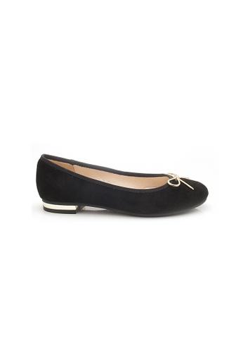 Elisa Litz black Kelley Flats (Black) 856ADSH1C6504CGS_1
