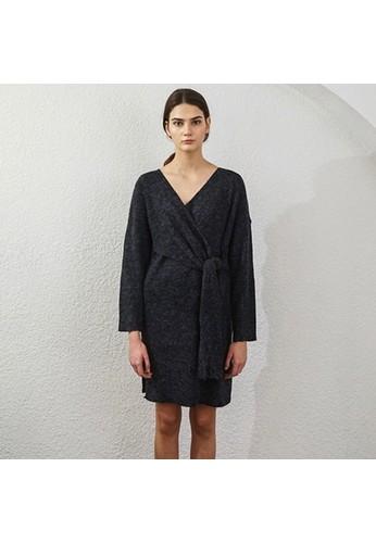 Goya Studio grey Alpha Dress 1F556AAB59780EGS_1