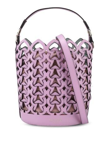 kate spade new york purple Dorie Small Bucket Bag (cv) AD4F3ACA9D836CGS_1
