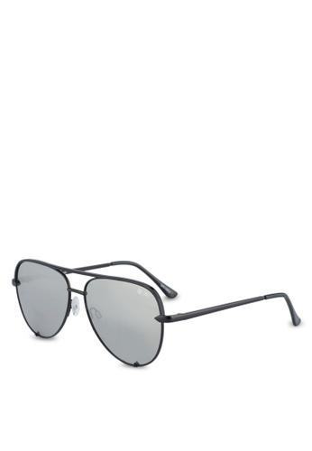 Quay Australia black HIGH KEY MINI Sunglasses 19681GL7F6DCE5GS_1