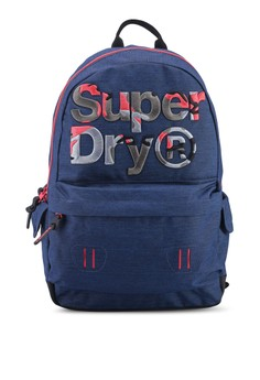 Superdry navy Motion Montana Backpack 79723ACD4EAA6EGS 1 40c3e4122b