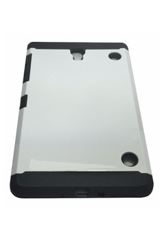 Sleek Shockproof Case for Samsung Tab S 8.4 (White)