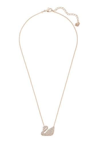 91dd5b8513a5 Buy Swarovski Swan Necklace Online