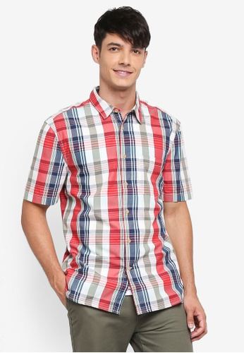 French Connection multi Project X Shirt 46479AADDE0C23GS_1