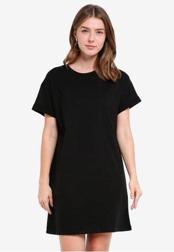 OVS black Women's Woven Dress E80E5AAA7C48ECGS_1