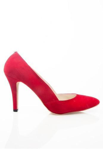 De Velvet red De Velvet Marilyn Red DE825SH60PZBID_1