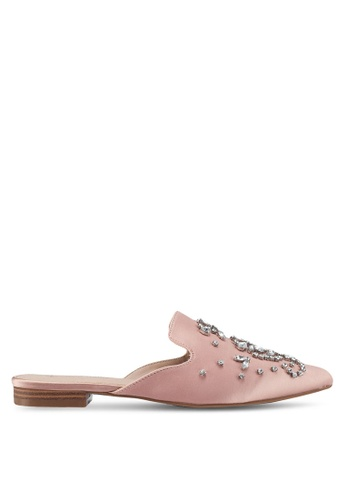 Call It Spring pink Brievia Loafers A1216SHFB2C281GS_1