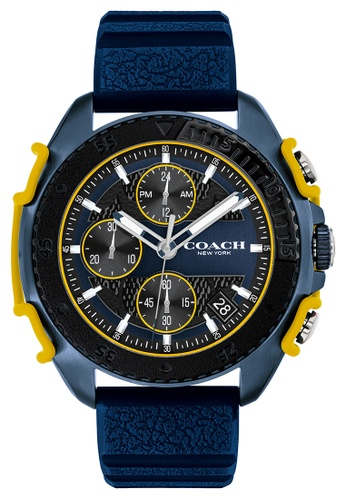 Coach black Coach C001 Black Men's Watch (14602454) D3BE6AC861DBEEGS_1