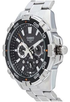 6cbfa64f3562 25% OFF Casio Casio MTD-1069D-1AVDF Watch RM 335.00 NOW RM 252.00 Sizes One  Size